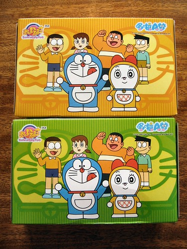 doraemon crackers