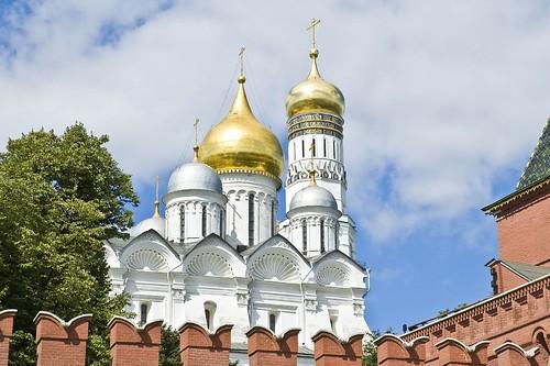קתדרלת דורמיצ'יון, מוסקבה