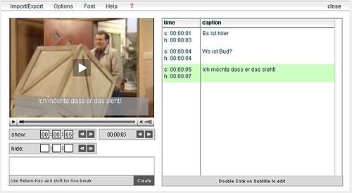 Subtitle Generator
