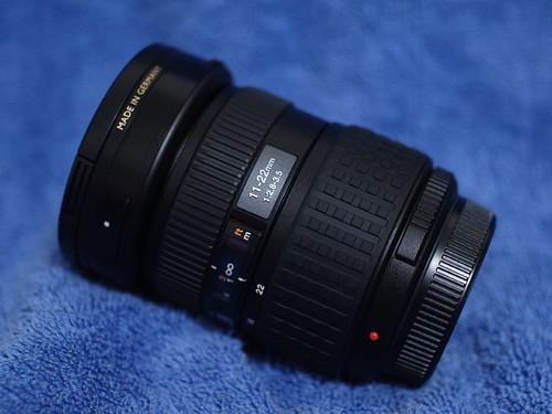 Olympus Zuiko Digital 11-22mm