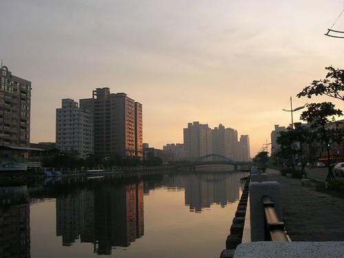 台南遊-運河