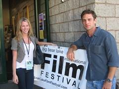 Kim Shaw and David Fumero