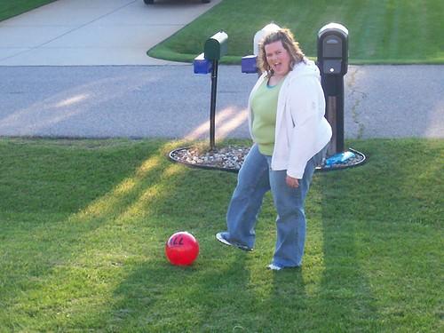 Yeah, THAT BALL!