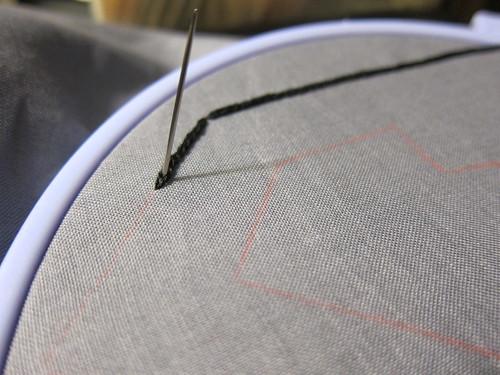 #173 - Stitching