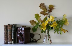 from the garden (Sados da Concha) Tags: flowers autumn flores fall arrangement arranging arranjos florais