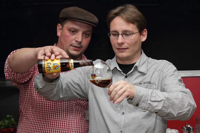 Cursus bier tappen en schenken