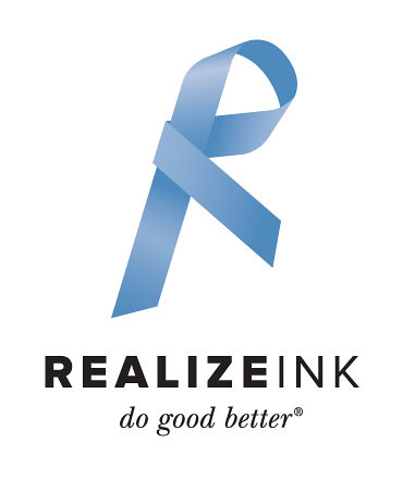 Realize Ink logo design