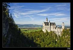 Castillo de Neuschwanstein (I N M A) Tags: paisajes viajes nubes alemania cielos neuschwanstein castillos baviera