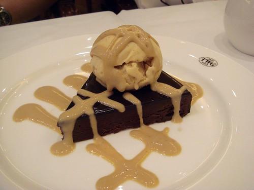 Chocolate fondant@TWG Sg