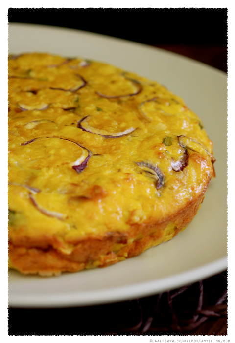 cauliflower cake© by Haalo