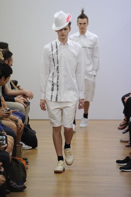 Matteo Haitzmann3020_SS11_Paris_Comme des Garcons Shirt(fmag)
