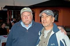 Ivan Abrams and Afrim Spahiu, Mitrovica, Kosovo, November 7, 2010 (Ivan S. Abrams) Tags: ivansabrams abramsandmcdanielinternationallawandeconomicdiplomacy ivansabramsarizonaattorney ivansabramsbauniversityofpittsburghjduniversityofpittsburghllmuniversityofarizonainternationallawyer