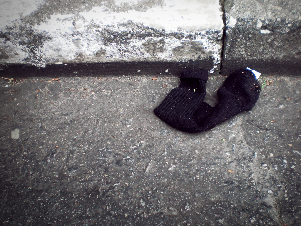What's That?! Project: Who Lost a Sock?
