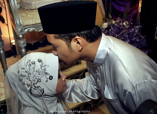 ciuman suami tercinta