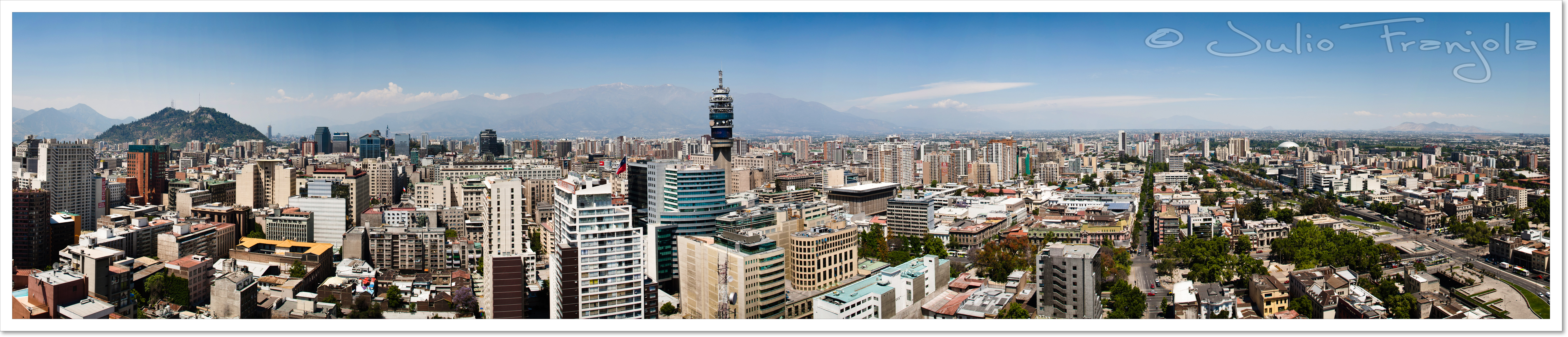 how to call santiago chile