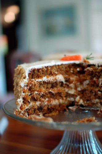How To Freeze Carrot Cake Layers
