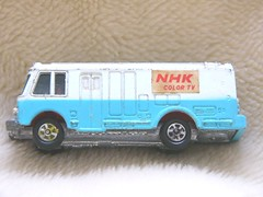 tomica NHK TV-BUS NO.75 (C)1975