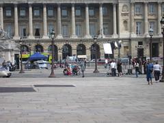 Place de la Concorde (The Eggplant) Tags: paris model shoot placedelaconcorde