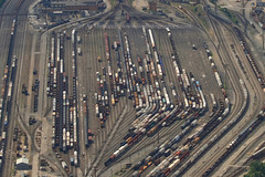 """""""Railroaded"""" (AVPHOTOGRAPHICS_PGH) Tags: county railroad yard photography pennsylvania conway rail trains images aerial beaver freight avphotographicscom shutterrudder"""