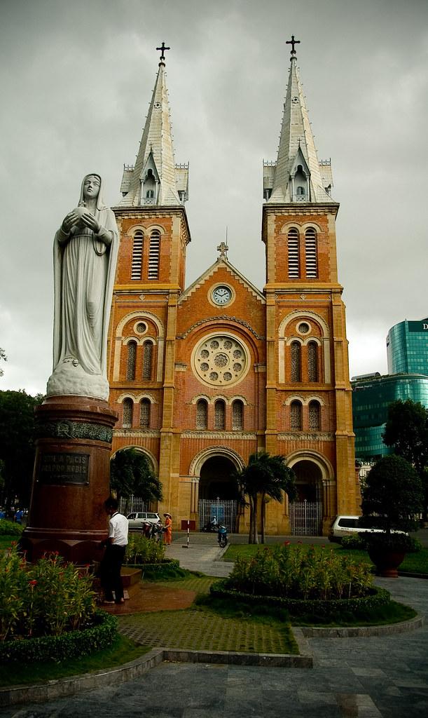 Saigon, Notre Dame Church