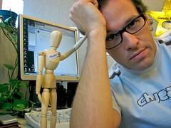 Woody se compadece cuando la conexión falla... - by gonzalo_ar