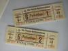UFA tickets (cameramakeswhoopee) Tags: berlin germany kino alemania filmmuseum ufa filmhaus kinemathek mediathek