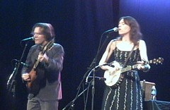 David Rawlings and Gillian Welch, Hoyt Sherman Auditorium, Des Moines, IA, August 12, 2007