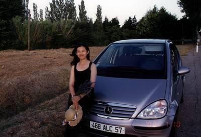 開車在南法