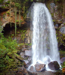 Melincourt waterfall after the rain (Need A Haircut) Tags: wales naturesfinest instantfav neathvalley melincourtfalls