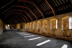 Last One Out  - Turn Off The Lights.... (Nala Rewop) Tags: light window abbey somerset monks aphoto flickrsbest cleeveabbey aplusphoto diamondclassphotographer flickrdiamond excapture