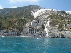 Cave di Pomice - Lipari (Clarita82) Tags: italia mare estate sicilia vulcano salina 2007 stromboli lipari panarea isoleeolie