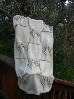 Ravelry Apple Tree Blanket Pattern By Martin Storey