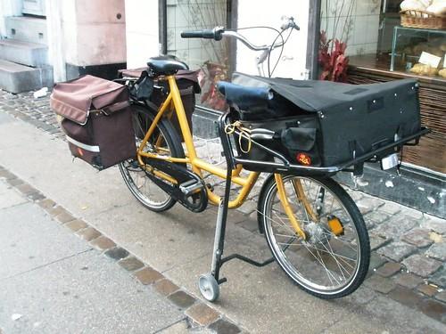 post bike!