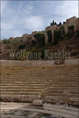 40068812 (wolfgangkaehler) Tags: city spain europe european roman andalucia spanish costadelsol andalusia malaga romantheatre romanruins romantheater romanamphitheatre malagaspain romanruin romantheaters romantheatres