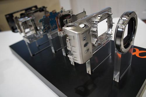 mini alpha nex-5-parts