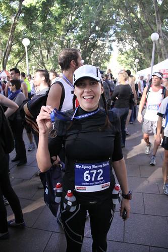 Sydney Half Marathon 014