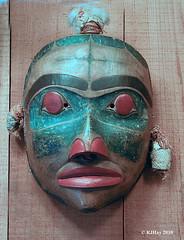 Haida Mask - Museum of Civilization