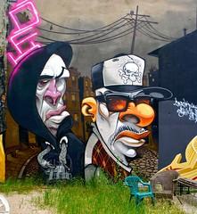 HH-Graffiti 2 (cmdpirx) Tags: urban streetart art industry wall writing painting one graffiti mural paint artist wand hamburg graph can spray crew hh writer hiphop hip hop piece aerosol stpau