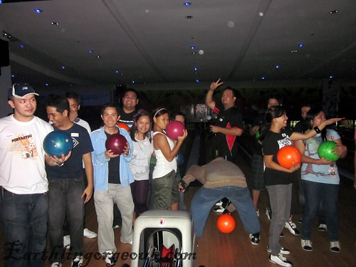 the funky bowlers