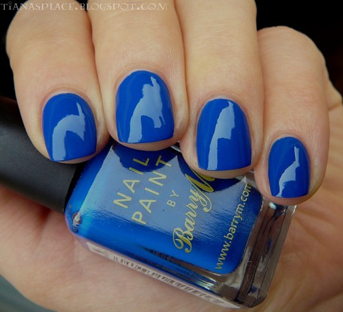Barry M - Cobalt Blue #2