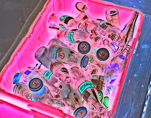 Warhol Cokes