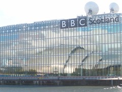 Glasgow: Jackie Bird remembers... reflections at BBC Scotland (stuartpaterson) Tags: city uk greatbritain bridge river hotel scotland riverclyde clyde ship alba unitedkingdom britain scottish scot bbc gb albany civic british scotia secc armadillo barge strathclyde exhibitioncentre waterlife bellsbridge moathouse bbcscotland squintybridge clydearc clydearcbridge scottishriver crowneplazza kingdomofstrathclyde glasgowtheclyde