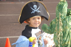 Parading Pirate