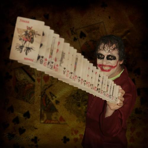From flickr.com: Joker {MID-194025}