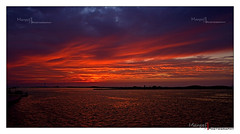 sunsetcorniche (Maneef Photography) Tags: sunset clouds amazing twilight abudhabi corniche maneef