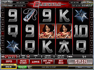 Elektra slot game online review