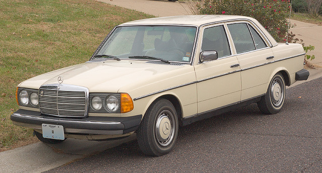 Mercedes-Benz 5