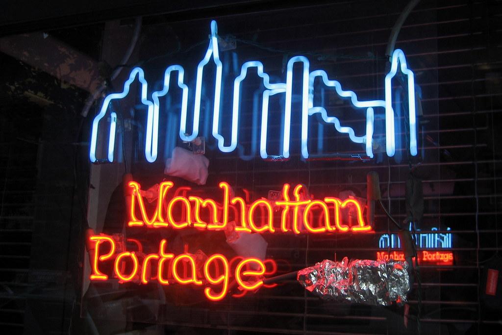 NYC - SoHo - Manhattan Portage