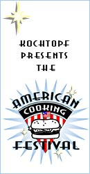 Blog-Event XXV - American Cooking
