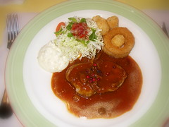 蘑菇菲力(豬肉)